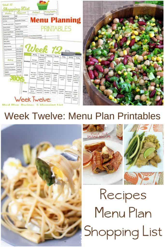 Easy to Follow Meal Plan