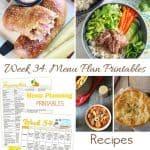 Meal Planning Saves Money: Week 34