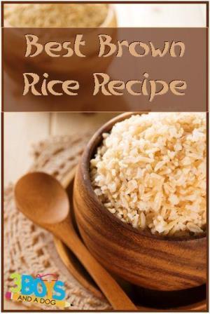 Brown Rice using White Rice