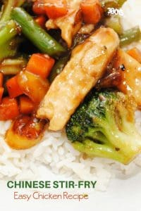Easy Chicken Recipes_ Chinese stir-fry