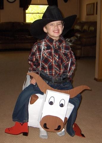 bull rider 009