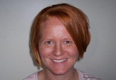 Cathy(new haircut)
