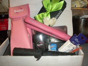 Hana Professional Flat Iron Review and Giveaway