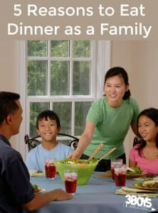 5 Reasons to Make Family Dinner a Tradition