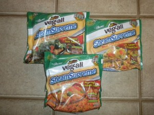 GIVEAWAY: Allens SteamSupreme Vegetable Sides
