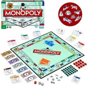 GIVEAWAY:  Monopoly Turns Seventy-Five