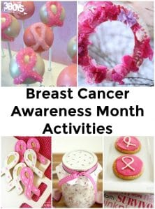 Breast Cancer Awareness Month Activities