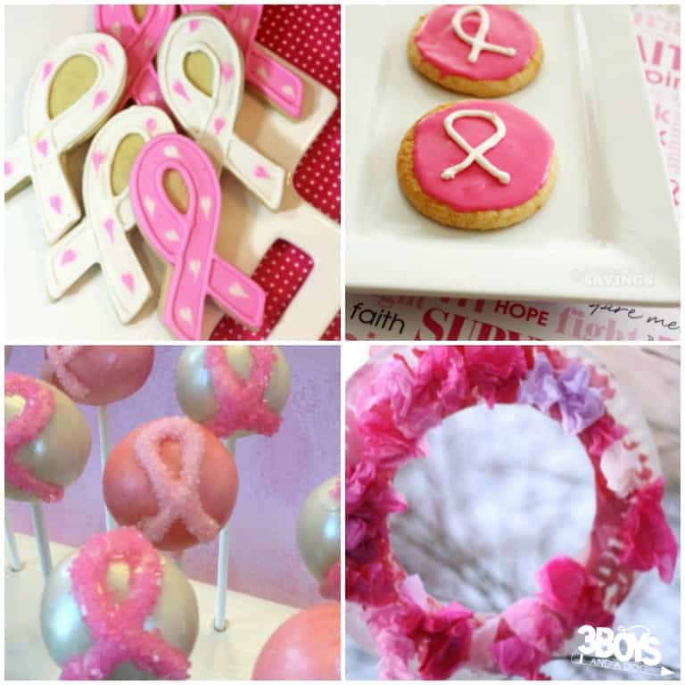 October Breast Cancer Awareness Month Activities