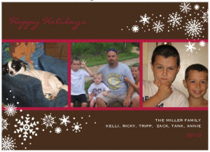 Shutterfly Helps With the Holidays: 50 Free Cards