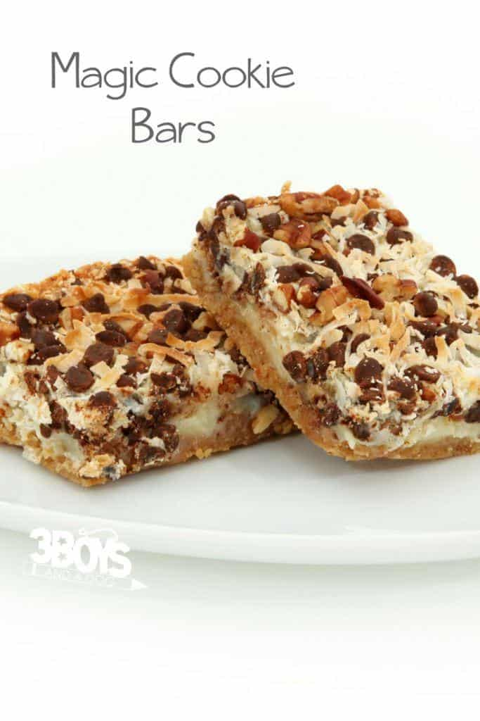 Magic Cookie Bars - Easy Dessert Recipe