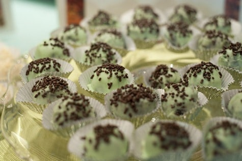 OREO MInt Cookie Balls