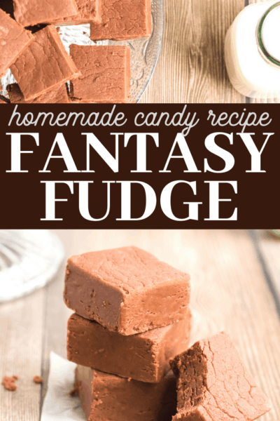 best recipe for fantasy fudge