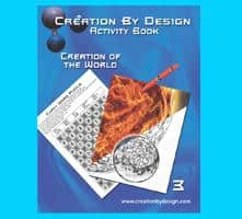 Giveaway:  Creation by Design Activity Books