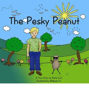 Review:  The Pesky Peanut book by Katie Corl