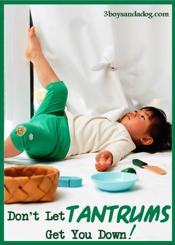 Why Tantrums Shouldn't be The Bane of a Parent's Life!