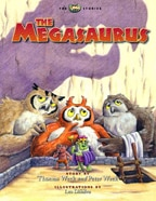 The Megasaurus story by Thomas Weck and Peter Weck