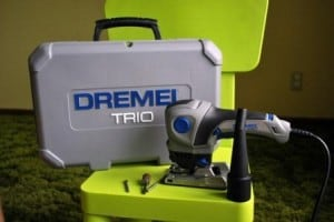Dremel Trio Review and Giveaway