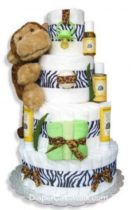 Diaper Cake Walk Review