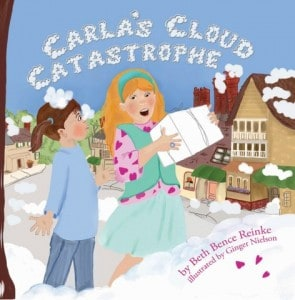 Giveaway:  Carla's Cloud Catastrophe book