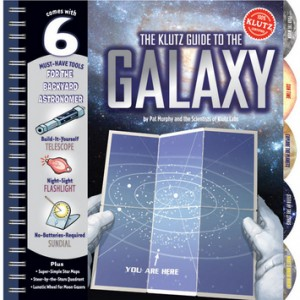 Review: The Klutz Guide To The Galaxy