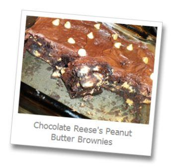 Dog Friendly Peanut Butter Brownies
