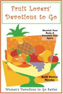 Review and Giveaway: Fruit Lovers' Devotions to Go Book