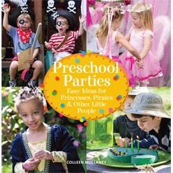 Giveaway:  Preschool Parties book