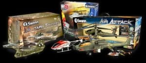 Giveaway:  Swann RC Helicopter