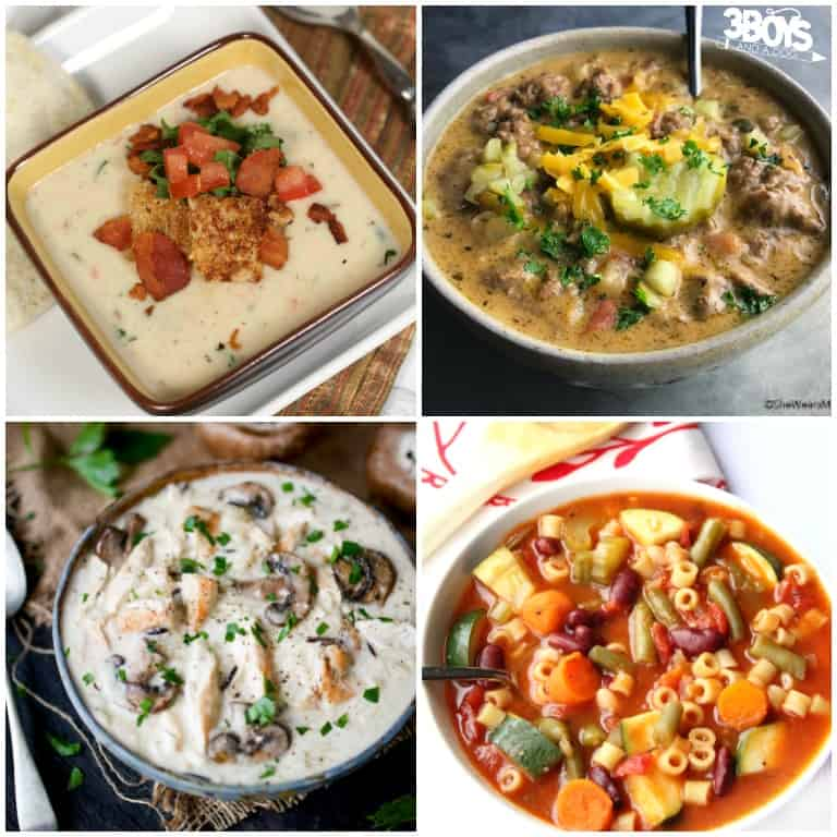 38 Best Soup Recipes to Try