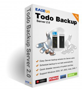 Giveaway: EaseUS Todo Backup Workstation 3.0 (10 Winners)