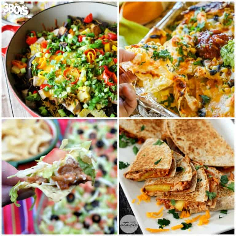 Mexican Tailgate Recipes to Make