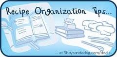 RecipeOrganizationTips