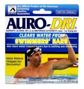 Review and Giveaway: Suffer from Swimmer's Ears? Use Auro-Dri!