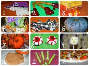 Halloween Craft Ideas: 12 Easy Projects For You and Your Little Ones