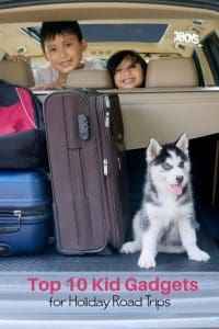 As you prepare for holiday travels, make the most of your trip with these Kid Gadgets for Holiday Road Trips.