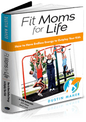Giveaway:  Fit Moms for Life book