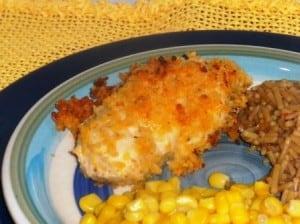 Recipe: Southwestern Cheesy Chicken (Kraft FreshTake)
