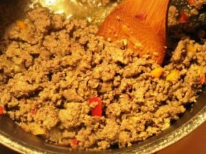 Make Ahead Ground Beef (cooked and seasoned for your freezer OAMC)