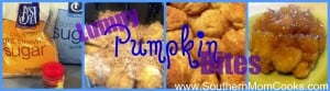 Lumpy Pumpkin Bites Recipe (Monkey Bread Redo!)