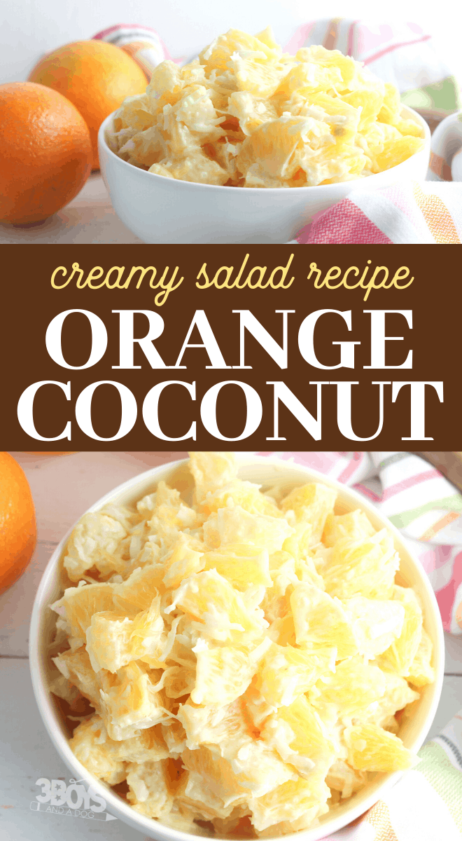 spring salad treat is the perfect sweet for a warm spring day