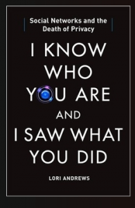 BOOK REVIEW: I Know Who You Are and I Saw What You Did by Lori Andrews