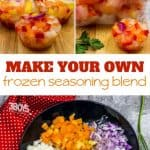 substitute for frozen seasoning blend