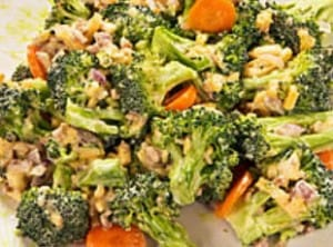 Bacon and Broccoli Salad Recipe