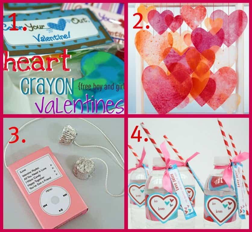 Crayon Box Valentines