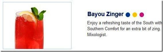 Bayou Zinger