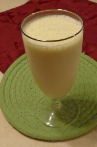 Banana Coconut Smoothie Recipe