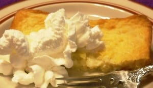 Impossibly Easy Coconut Pie Recipe