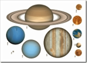 free solar system printables � 3 boys and a dog