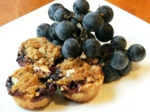 Oatmeal Raisin Muffins Recipe