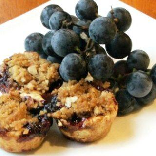 Oatmeal Raisin Muffins Recipe